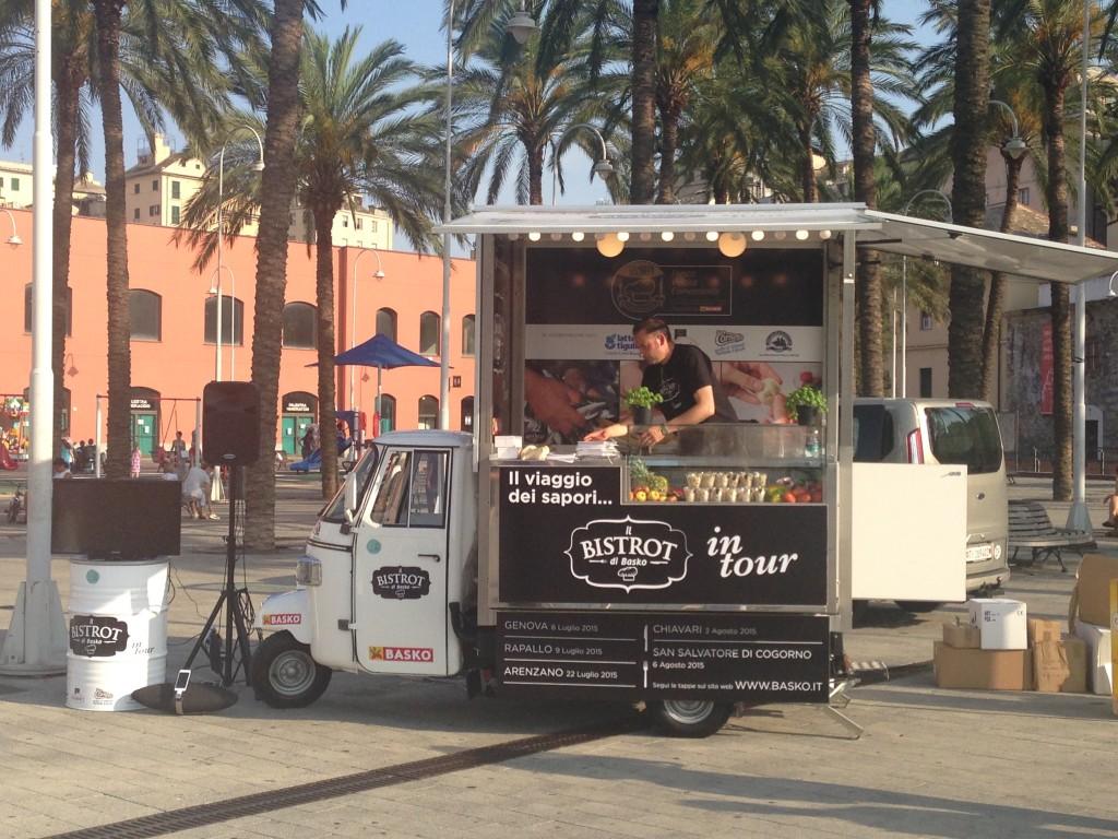 OFG Advertising agenzia di comunicazione a milano in Tour con Basko