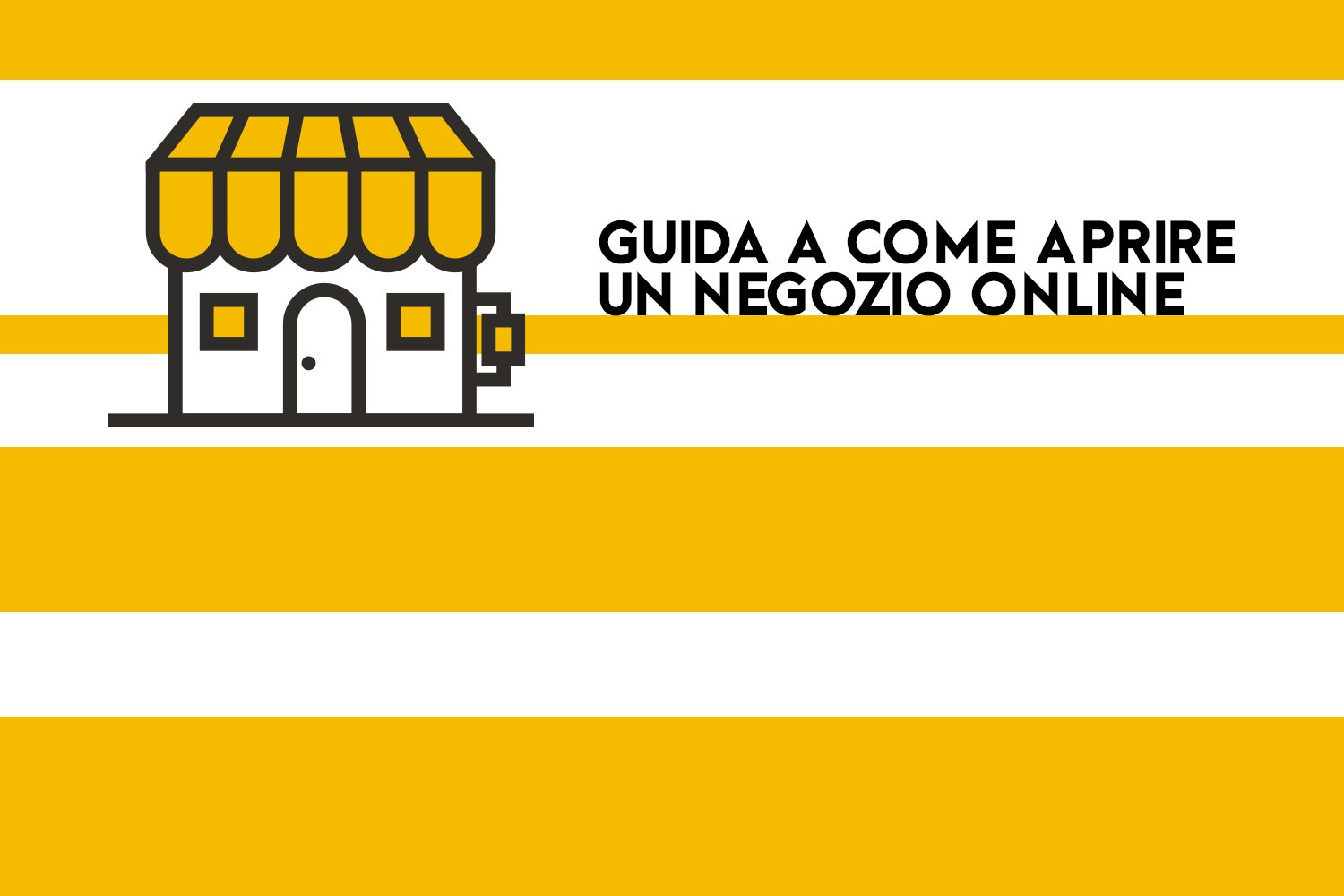 Le guide di OFG Advertising: aprire un negozio online