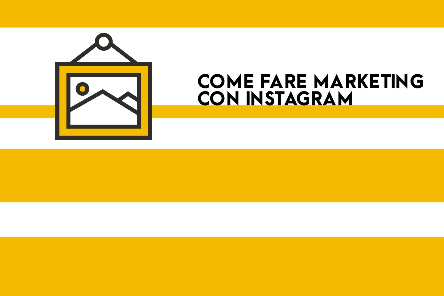 Le guide di OFG Advertising: fare marketing con Instagram