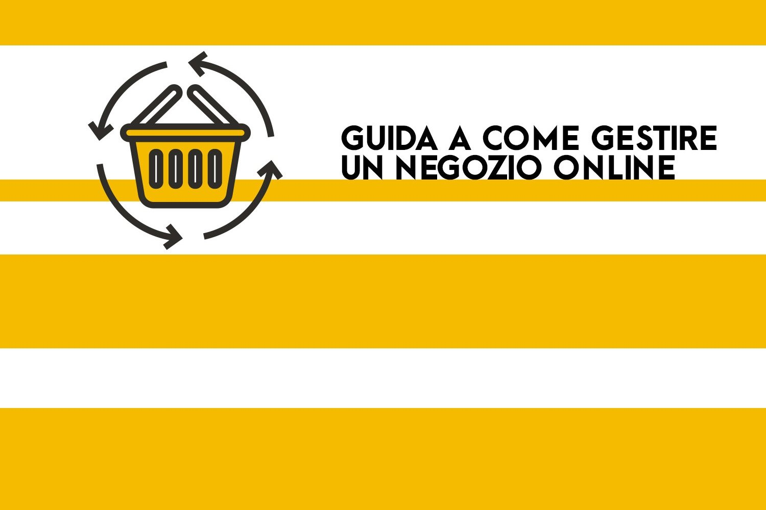 Le guide di OFG Advertising: gestire un negozio online