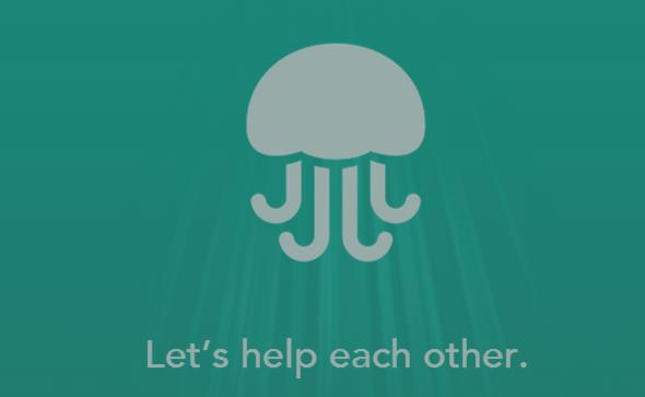 """È nata """"Jelly"""", la medusa per chiedere informazioni e ricevere risposte dagli amici"""