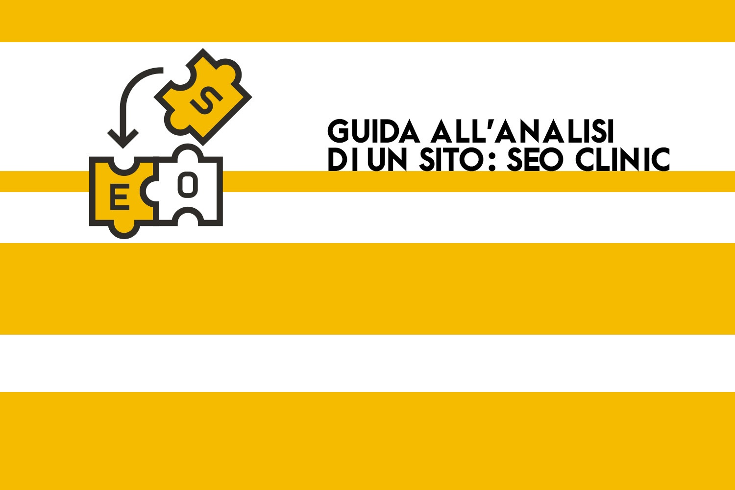 Le guide di OFG Advertising: SEO Clinic, guida all'analisi SEO di un sito