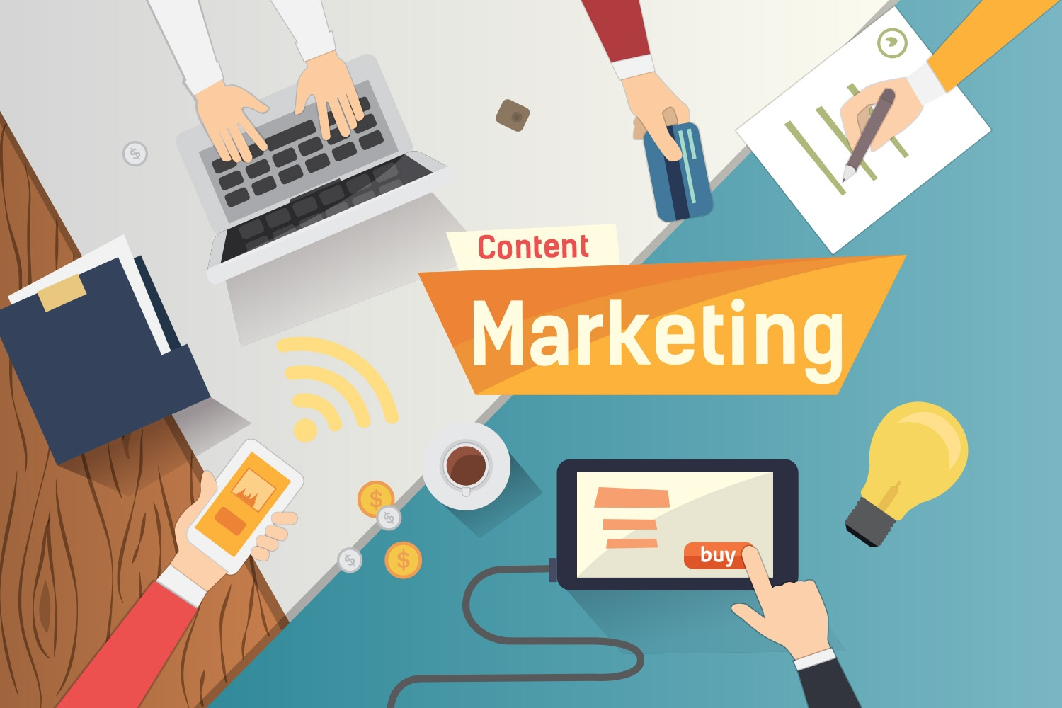 Cos'è il content marketing e a cosa serve