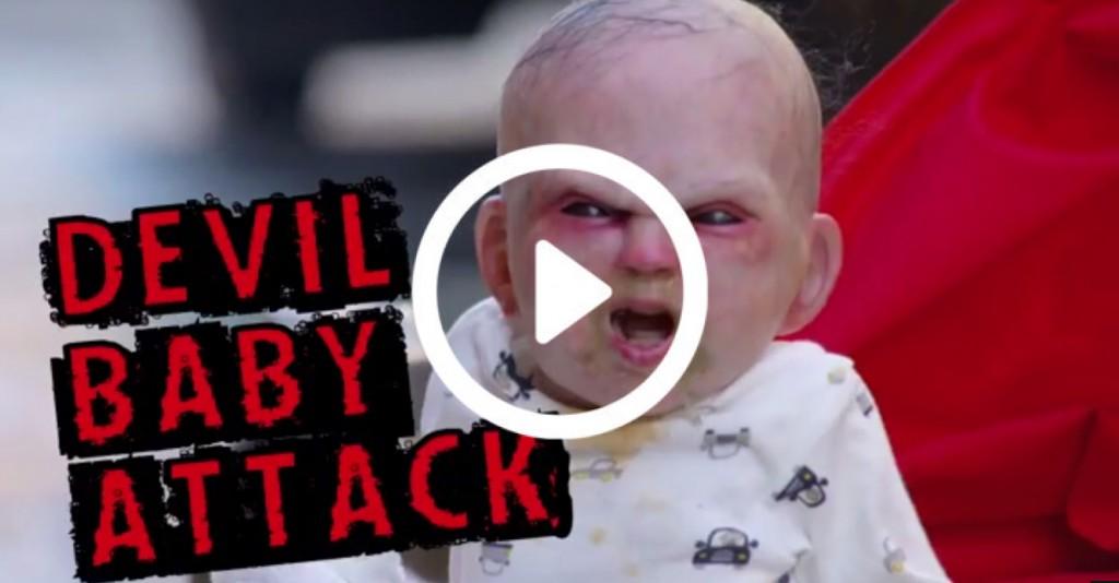 Il bambino satana spopola su youtube