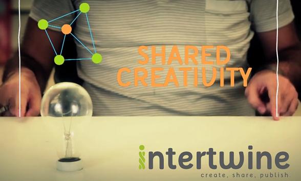 Nasce Intertwine, il social network della creatività condivisa