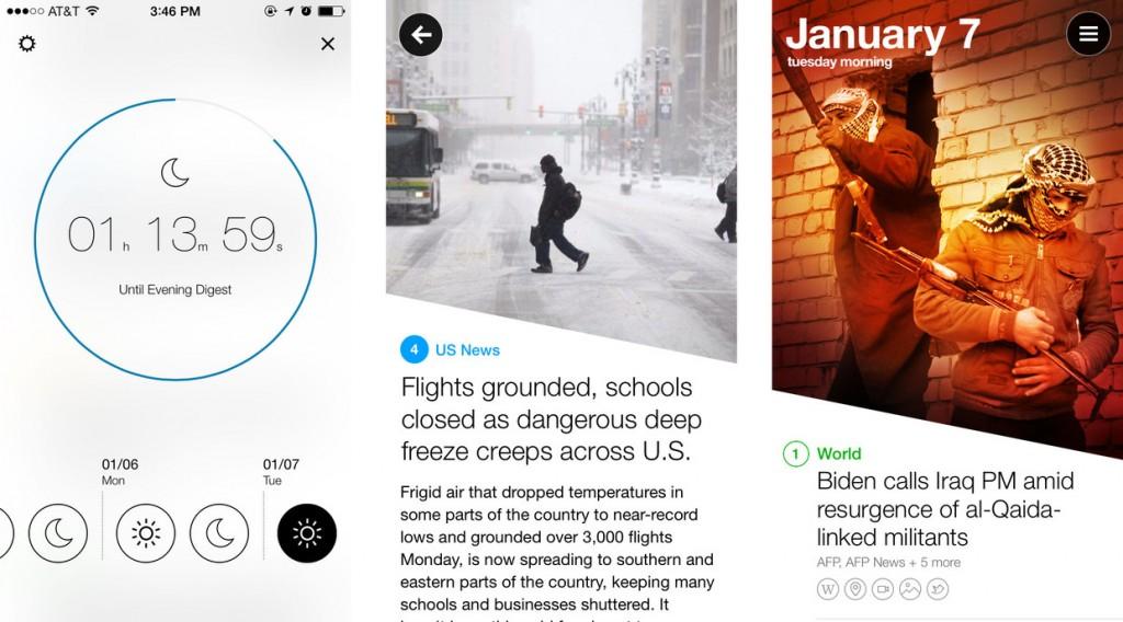Yahoo! News Digest: un'app per essere sempre aggiornati sulle news dal Mondo.