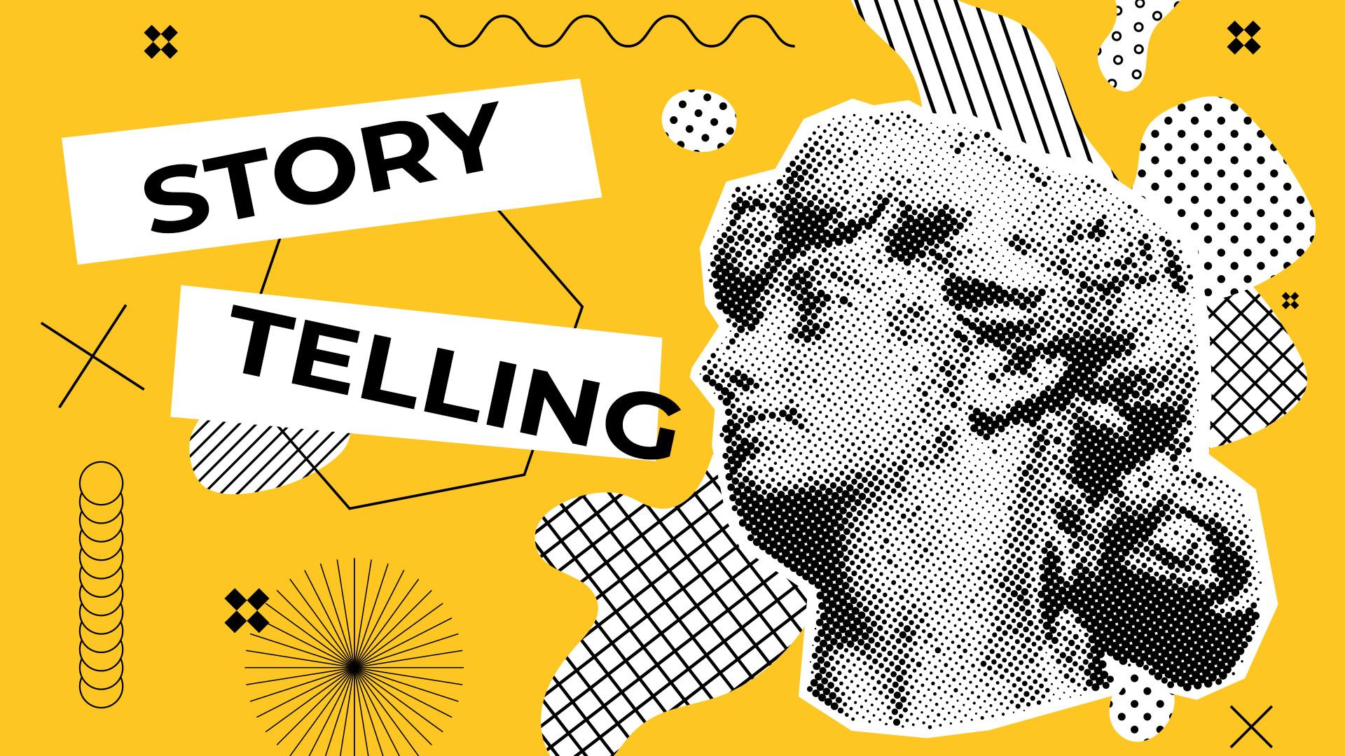 Cosa vuol dire storytelling come costruire la brand identity